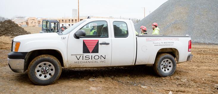 VisionMechanicalTruck